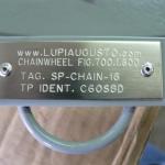 volantino di manovra a catena fig.700.1.600