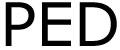 PED_logo