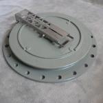manhole cover emergency pressure relief valve