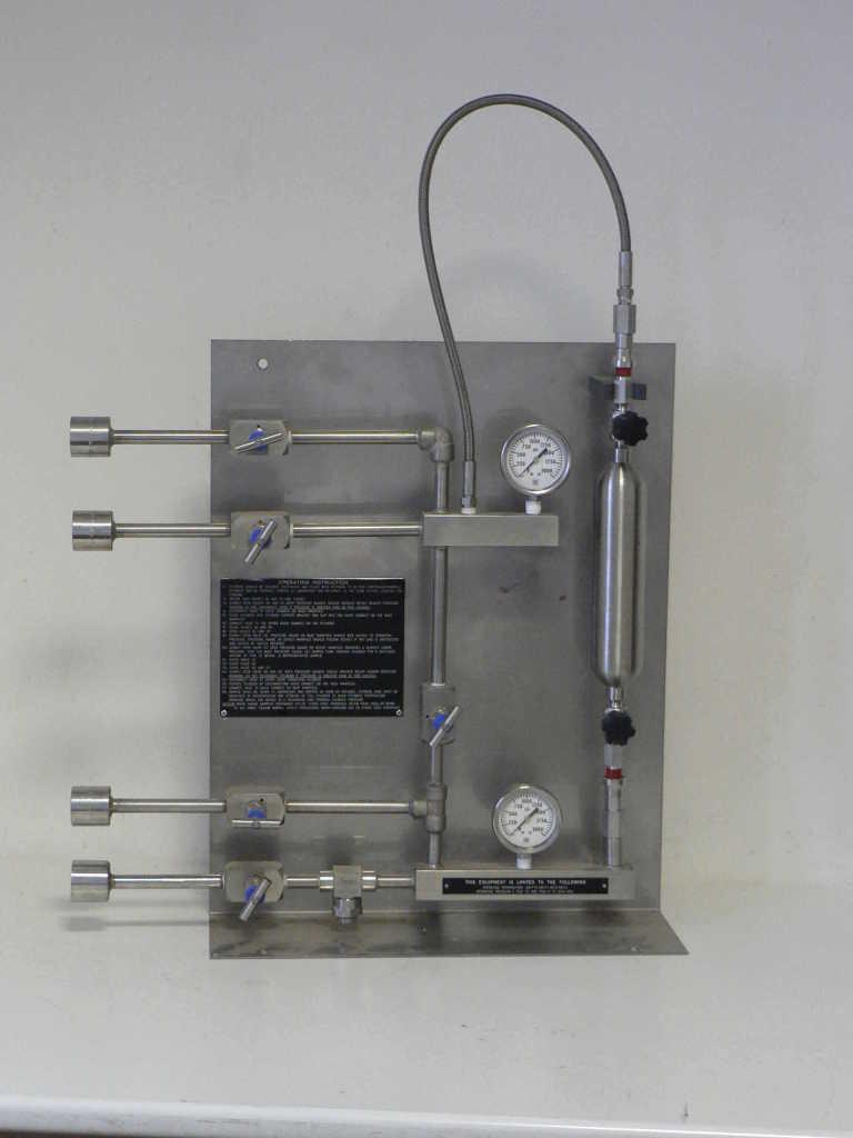 Système de prélèvement d'échantillons pour liquides et gaz